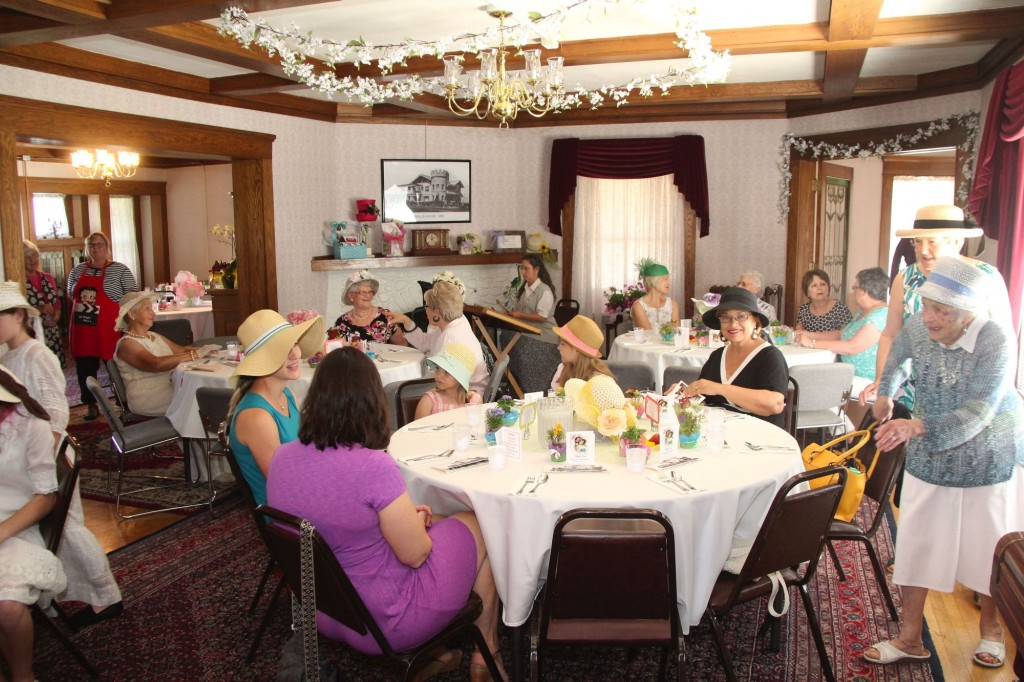 Spring Tea at Wells House