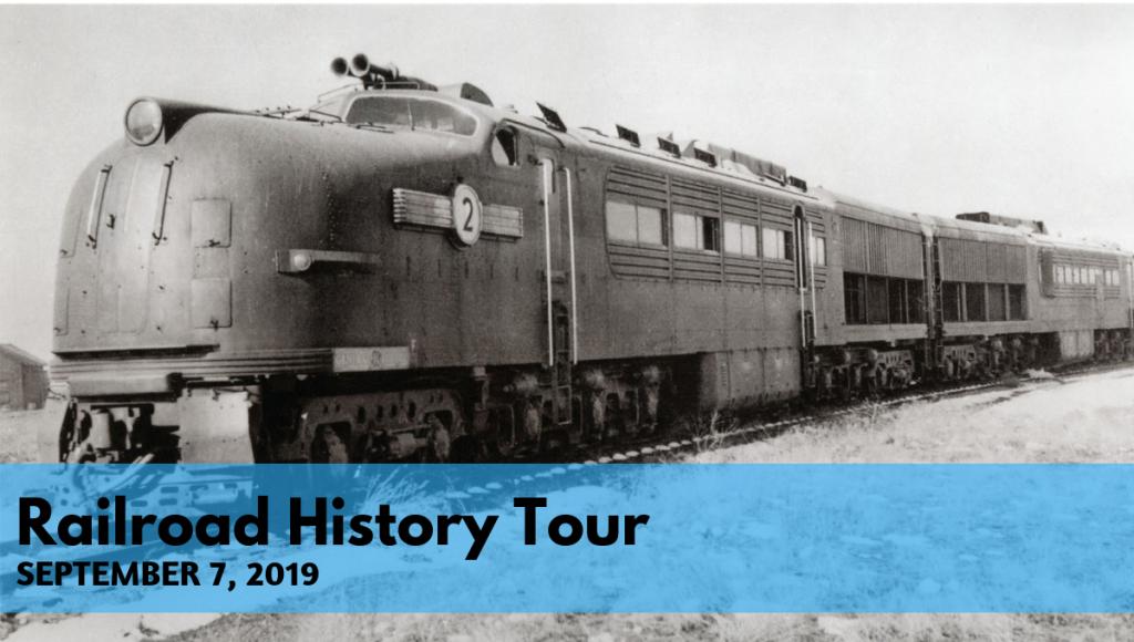 Railroad History Tour