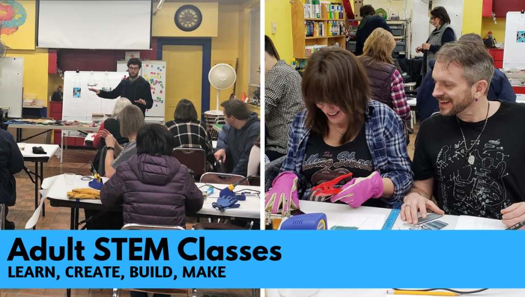 Adult STEM Classes