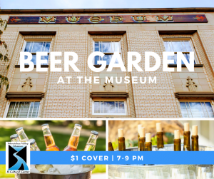 Summer Concert: Beer Garden at the Museum