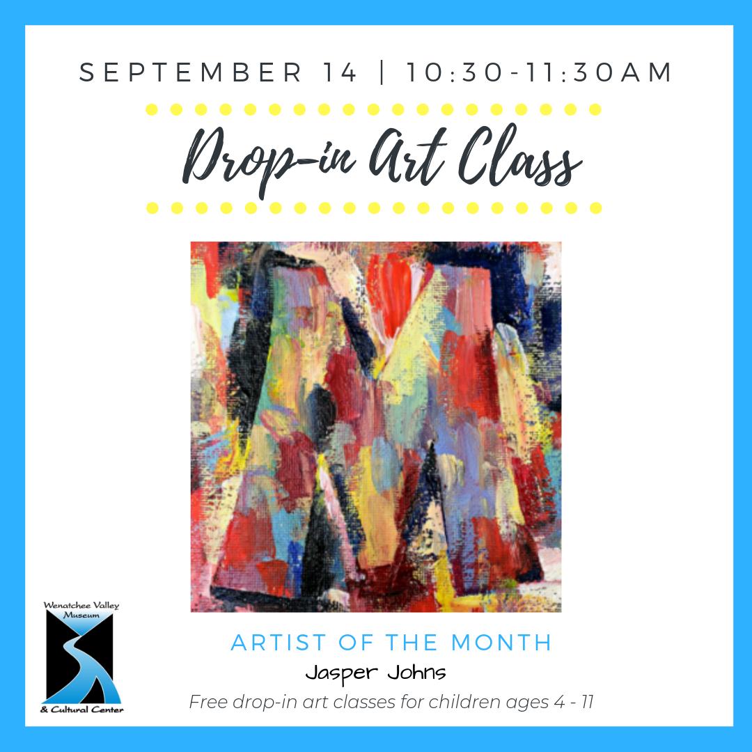 Coyote's Corner Drop-in Art Class