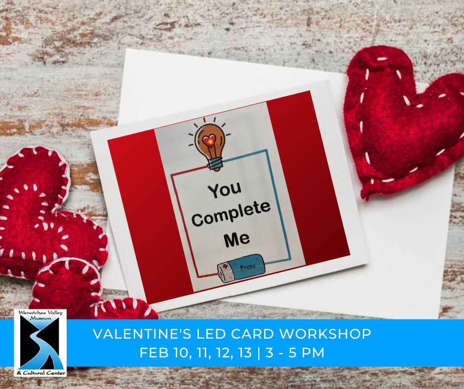 Valentine's Card Workshop