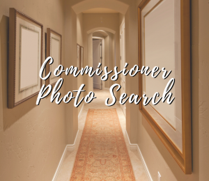 Help us find photos of past commissioners