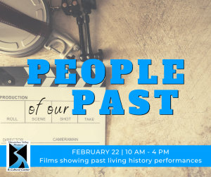 Feb 22 films showing past living history performances