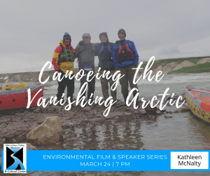 Canoeing the Arctic: March 24
