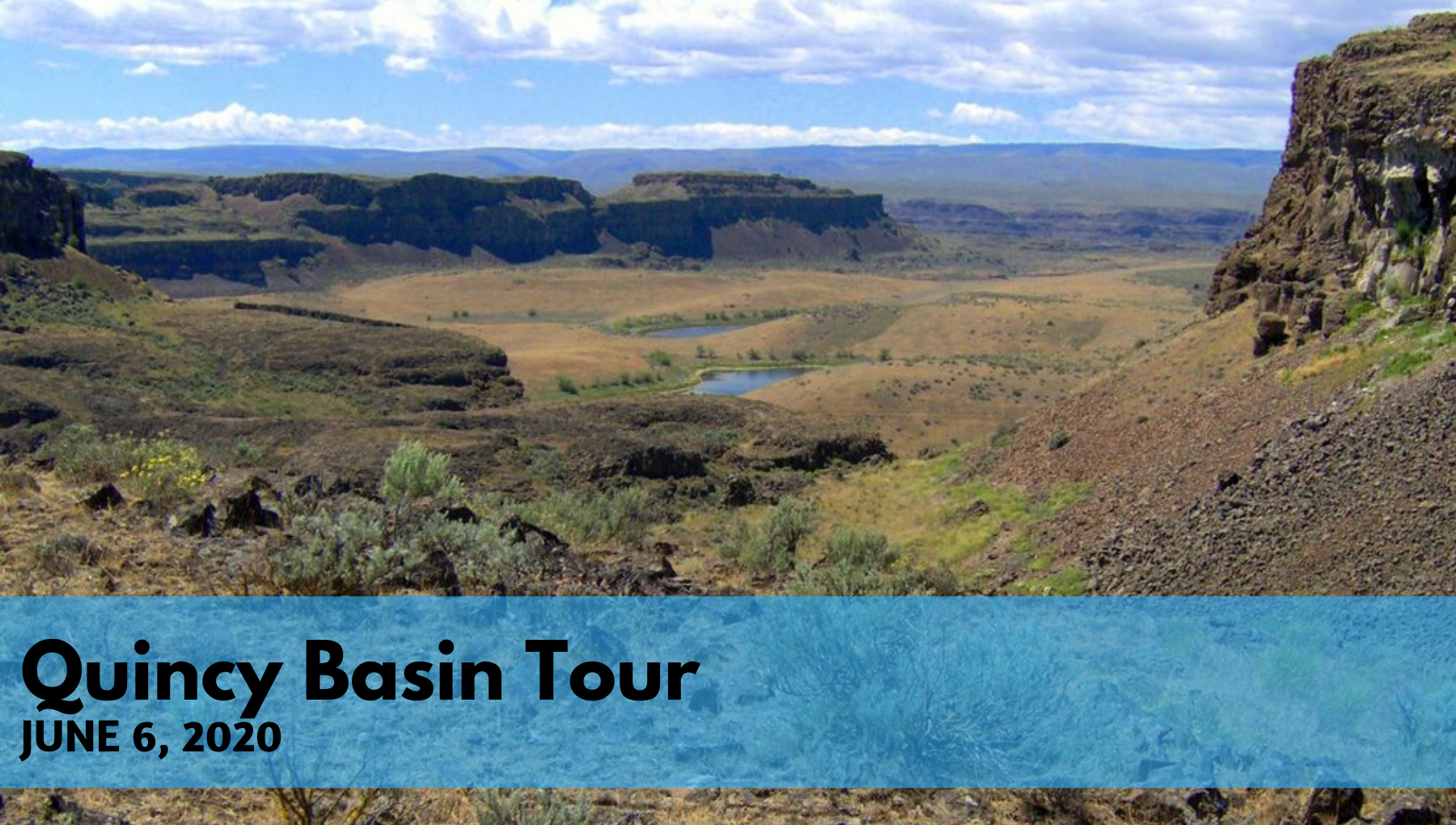 Quincy Basin Tour June 6
