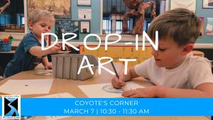 Drop-in Art March 7