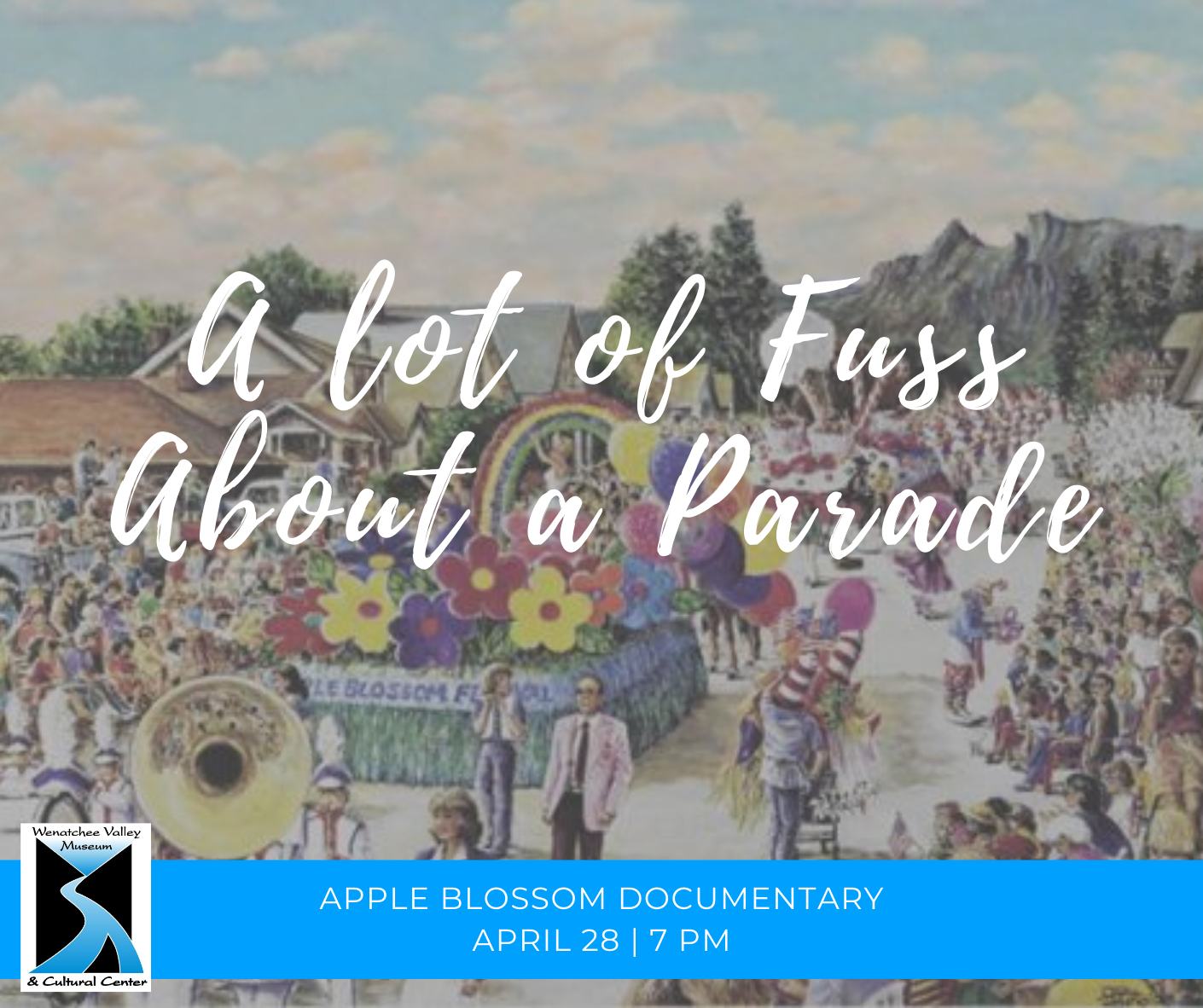 Apple Blossom Parade Documentary April 28