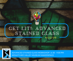Advanced Stained Glass April 22nd