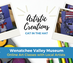 Artistic Creations: Cat in the Hat