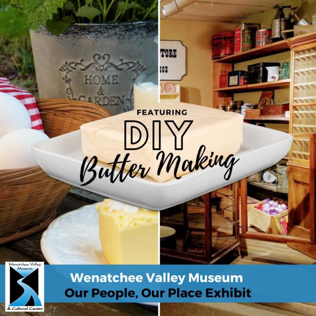 Online Tutorial: Butter Making