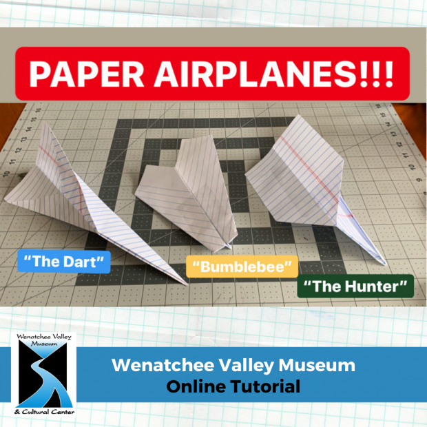 Paper Airplanes Tutorial