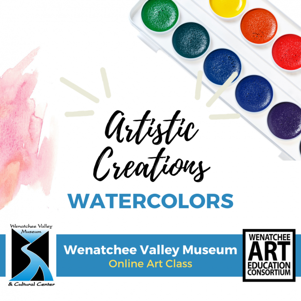 Artistic Creations with Watercolors