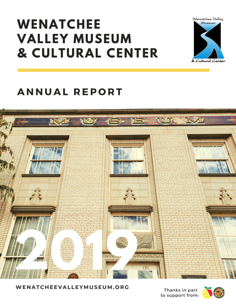 2019 Annual Report page 1