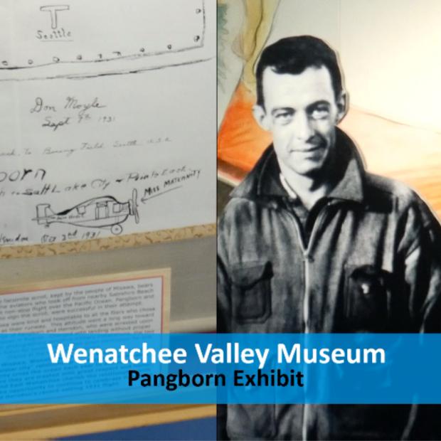 Clyde Pangborn Exhibit