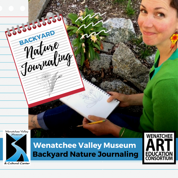 Online Tutorial: Backyard Nature Journaling