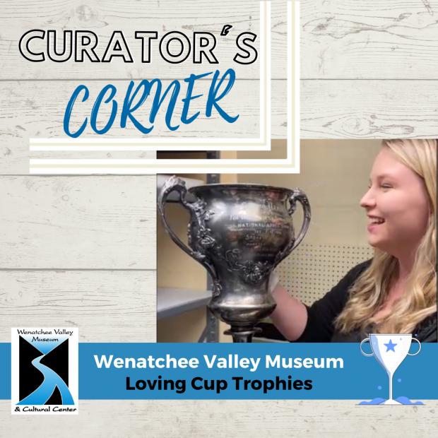 Curator's Corner Loving Cup Trophies