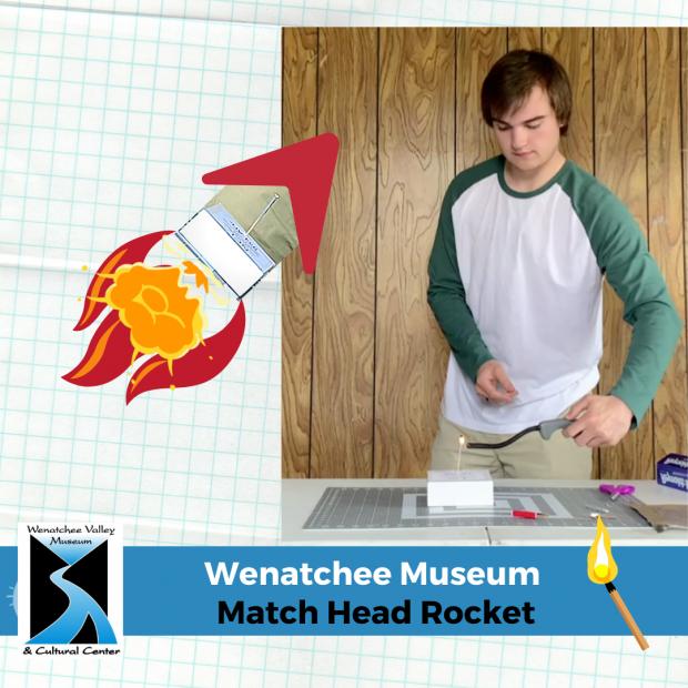 Match Head Rocket