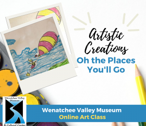 Artistic Creations: Oh the Places You'll Go