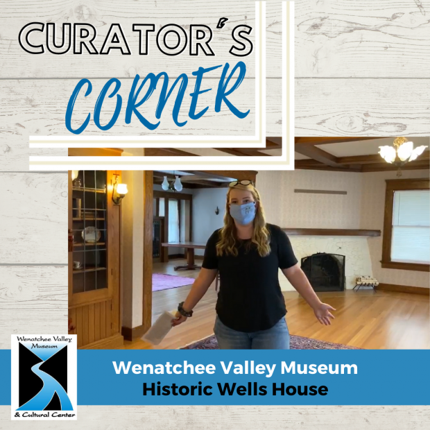 Curator's Corner: Historic Wells House