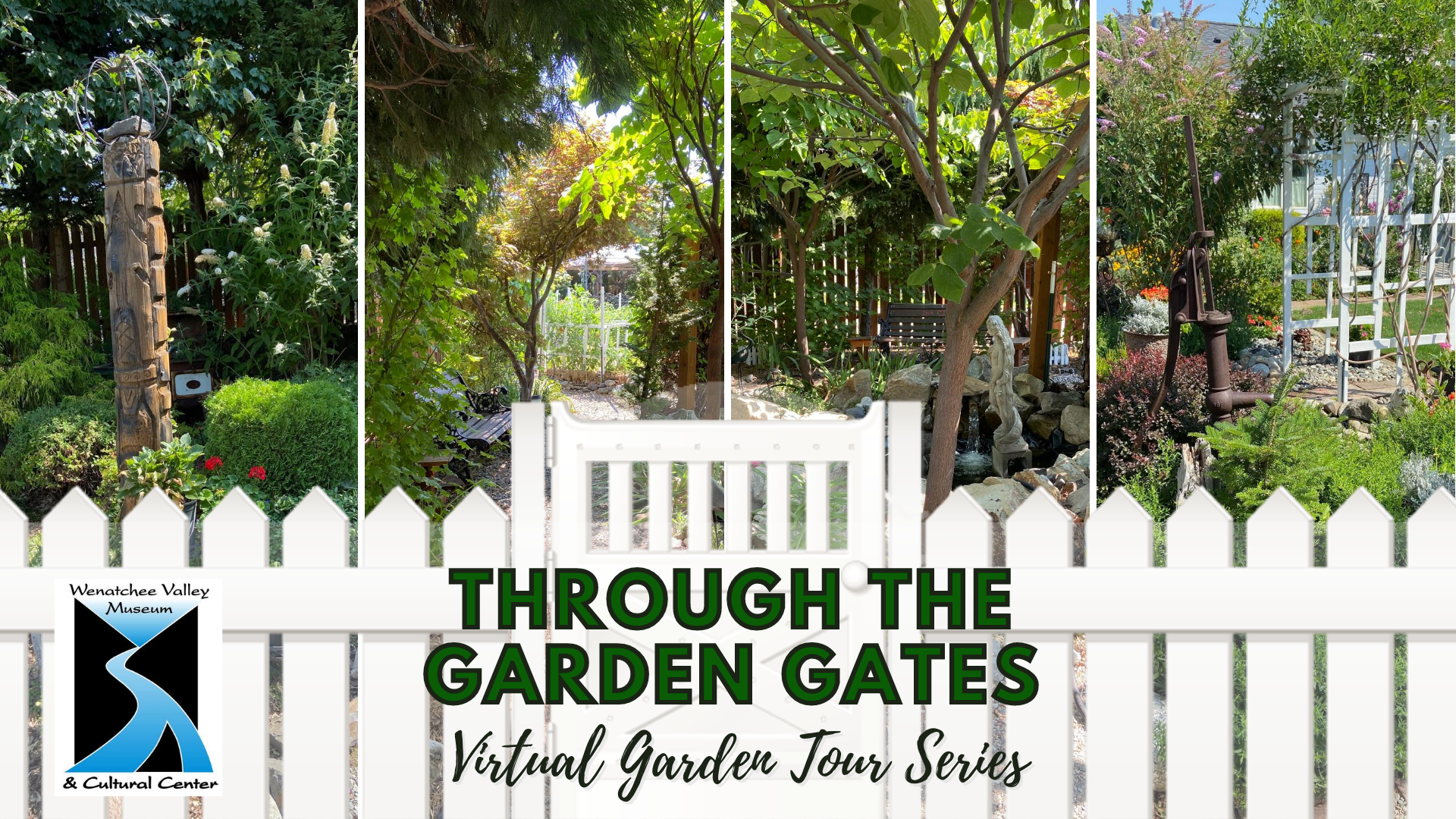 Through the Garden Gates Tour