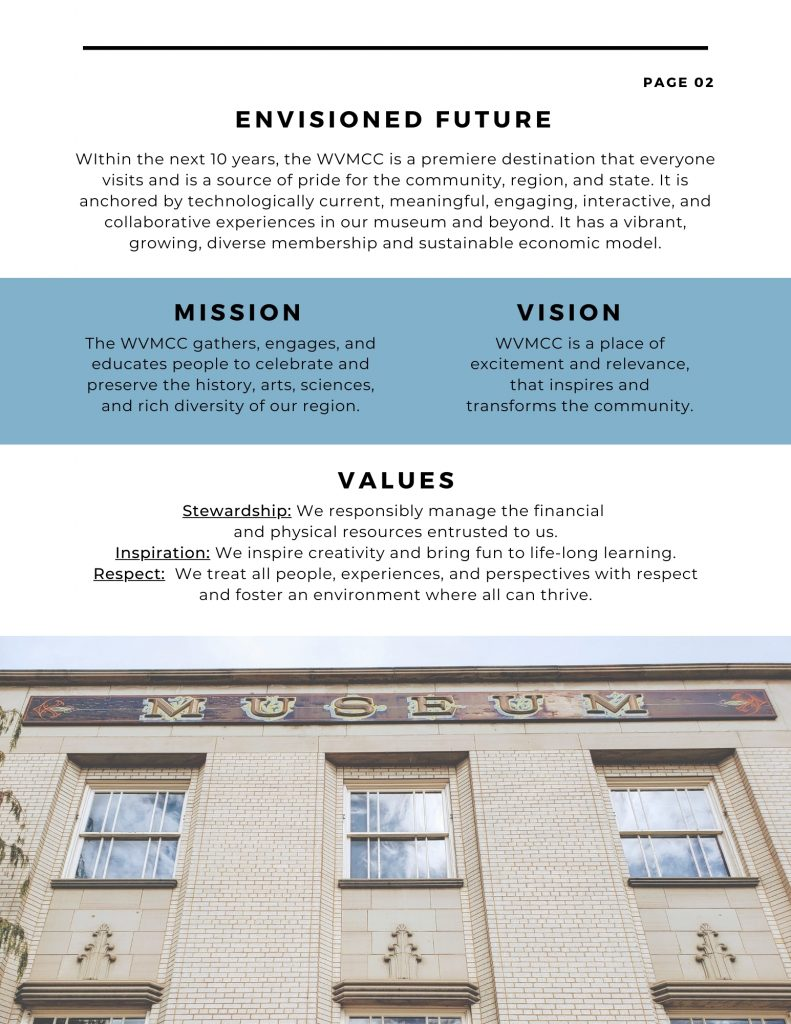 2020-2025 Strategic Plan Page 2