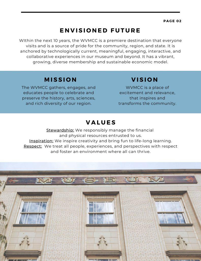2020-2025 Strategic Plan Page 2
