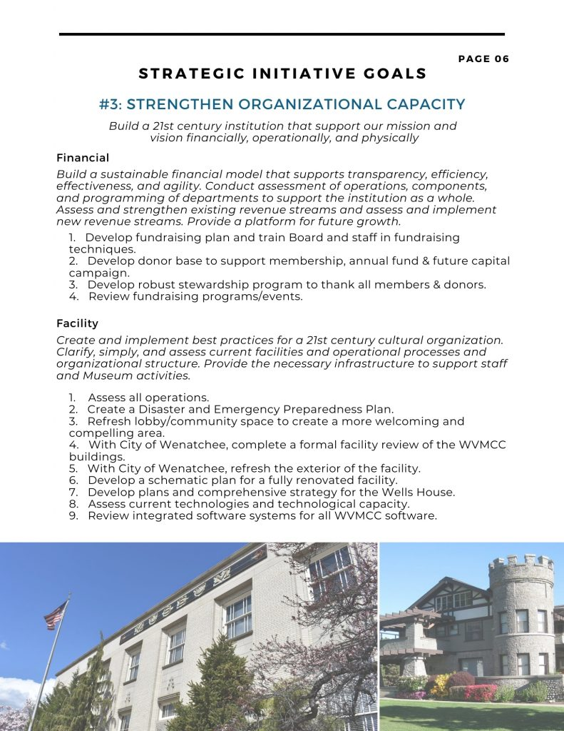 2020-2025 Strategic Plan Page 6