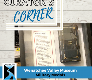 Curator's Corner: Military Medals