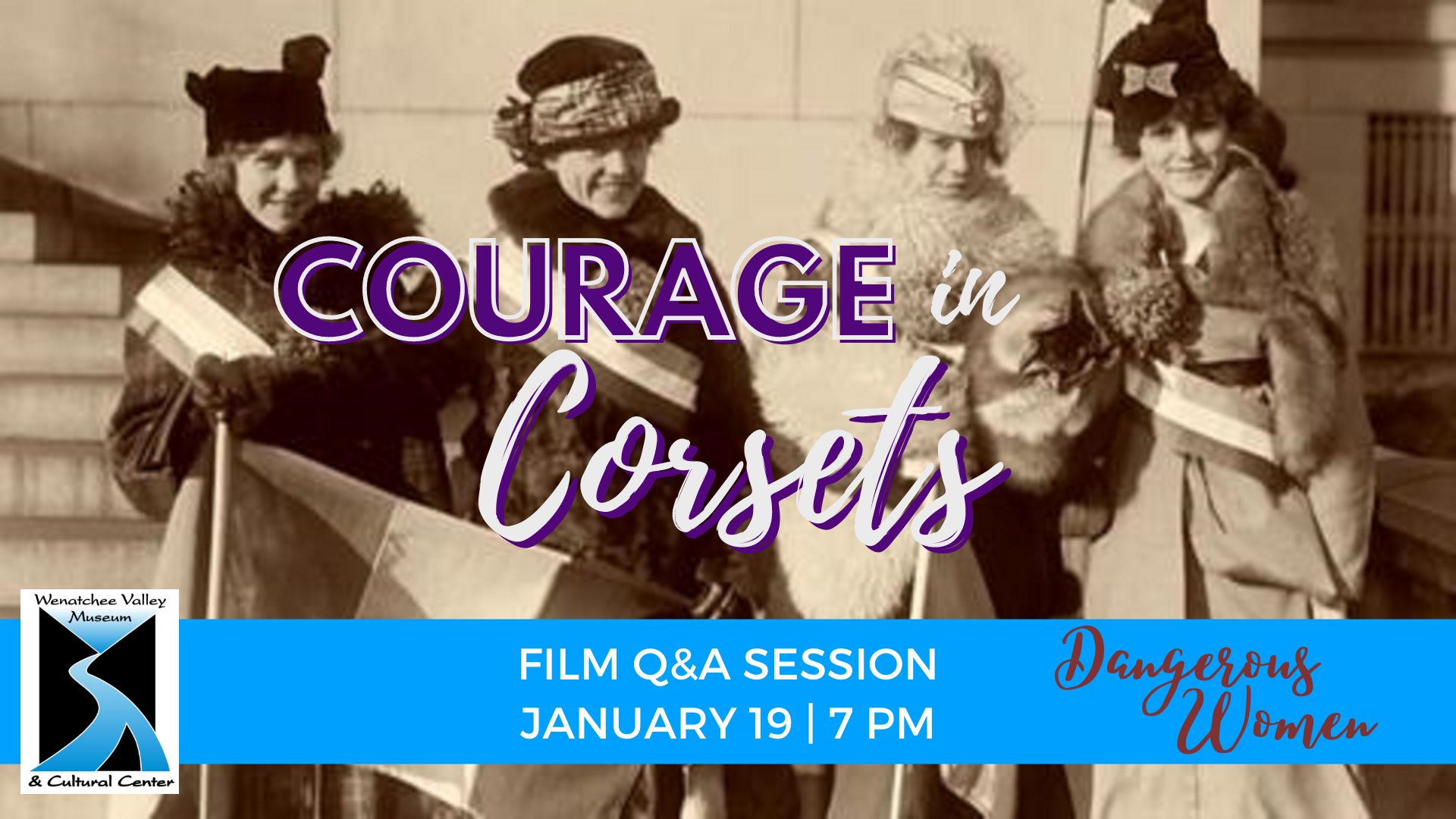 Courage in Corsets