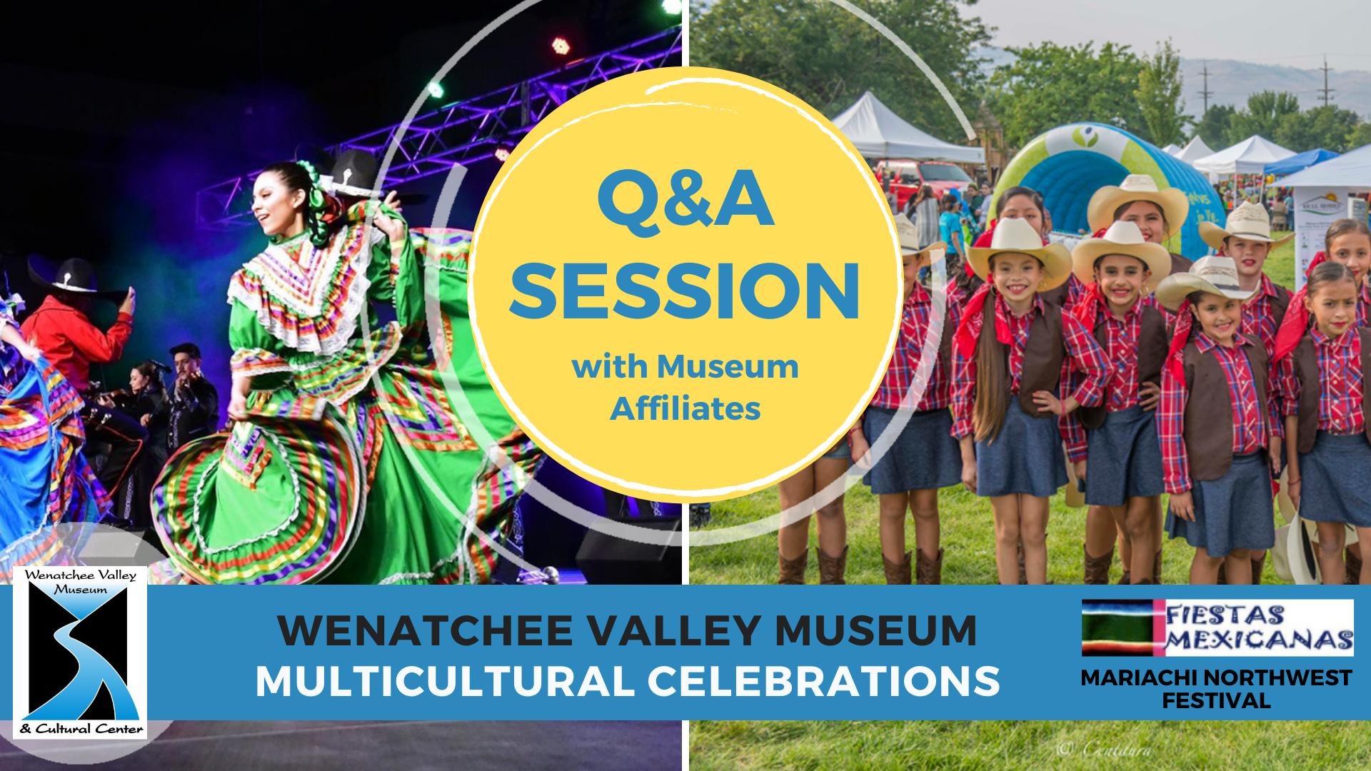 Multicultural Celebrations: Community Conversations