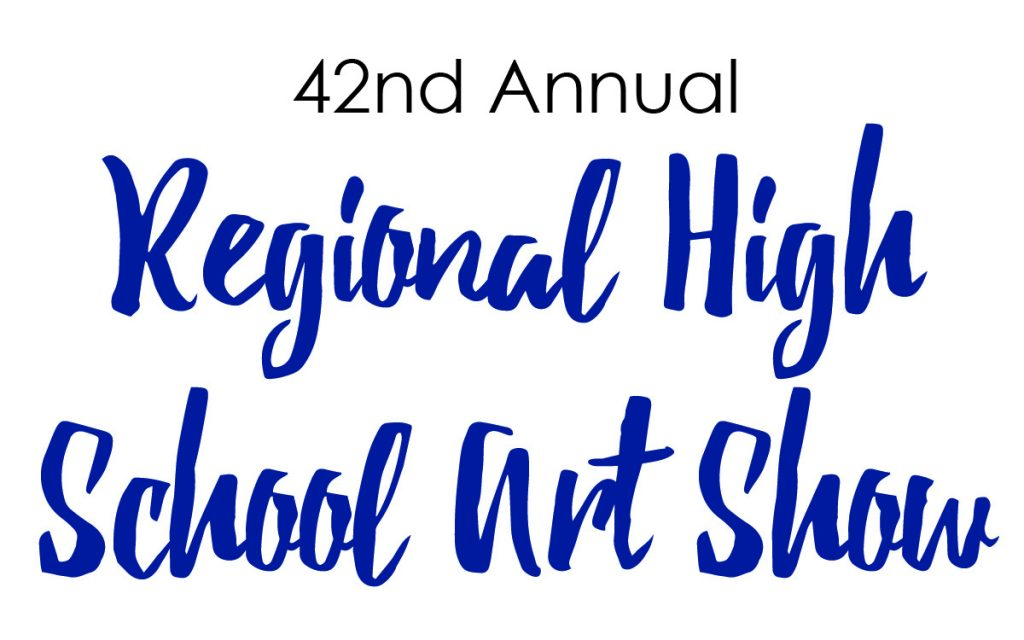 Regional High School Art Show Logo