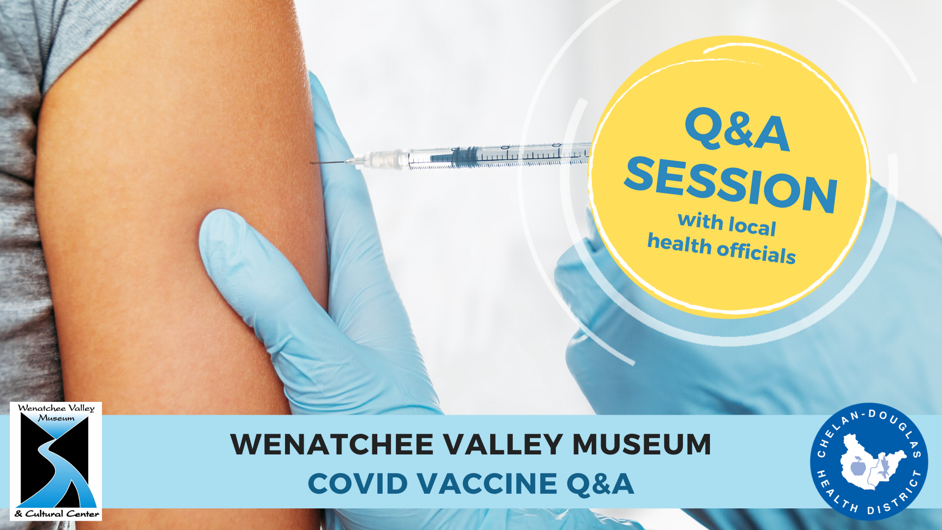 Covid Vaccine Q&A Session