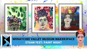 STEAM Fest Paint Night