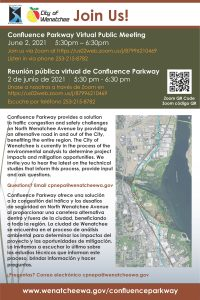 Confluence Parkway June 2nd Flyer