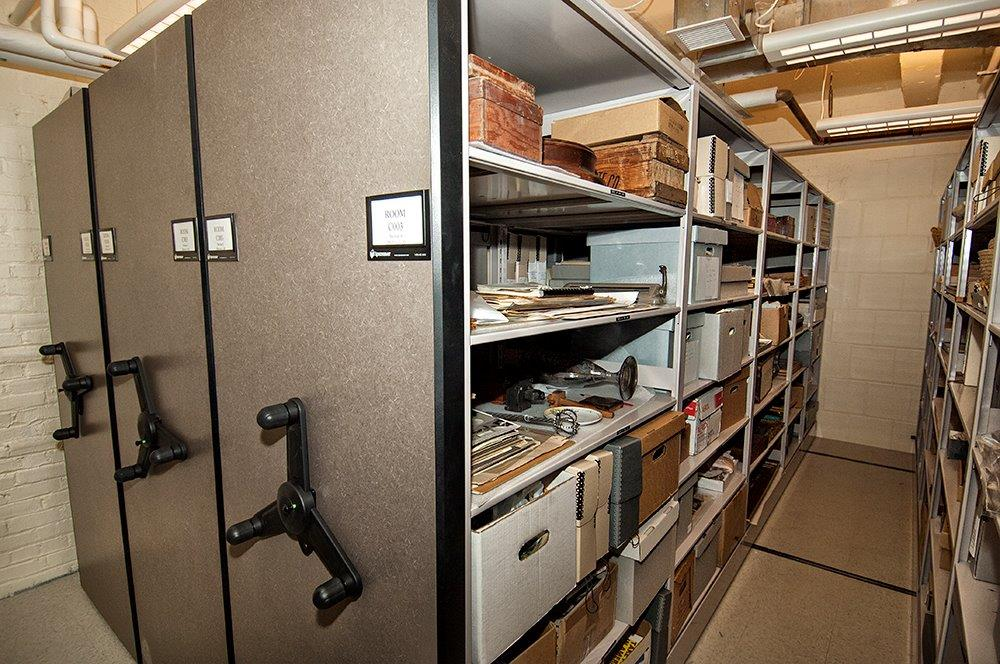 Collections Room