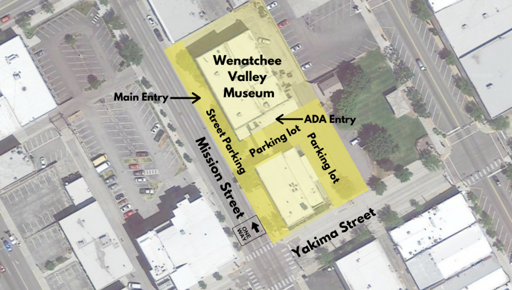 Museum Parking