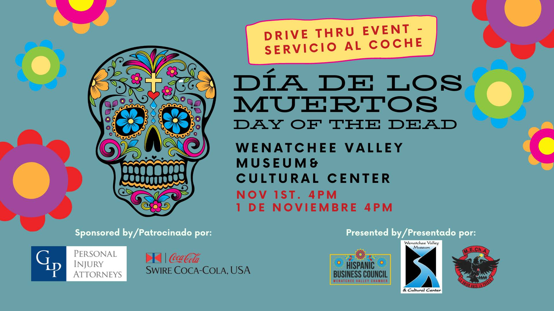 Day of the Dead Drive Thru