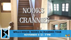 Wells House: Nooks & Crannies Tour